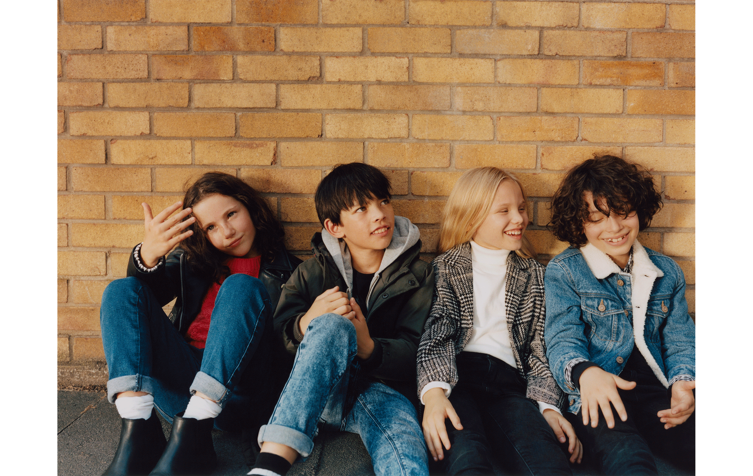 MANGO KIDS LOOKBOOK AW19